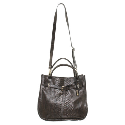 Other Designer Abro - reptile leather handbag
