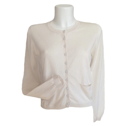 Stefanel Cardigan silk / cotton