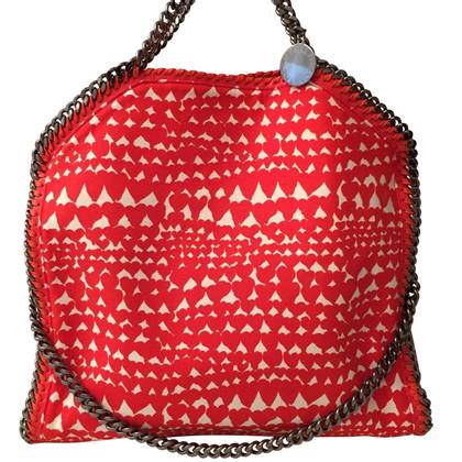 "Stella McCartney ""Falabella Bag"" with heart motif"