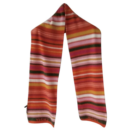 DKNY Scarf with striped pattern