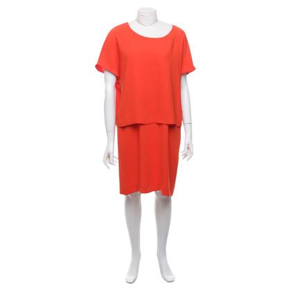 Luisa Cerano Dress in orange
