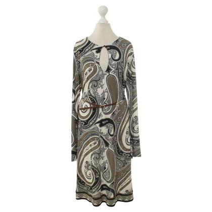 Etro Paisley print jurk