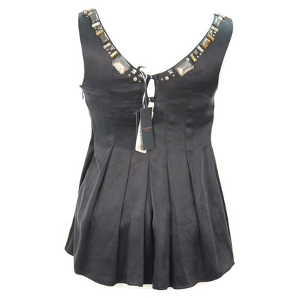 Ted Baker Silk top with decorative trim