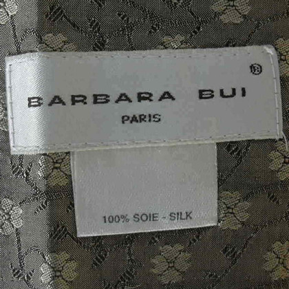 Barbara Bui silk scarf with pattern
