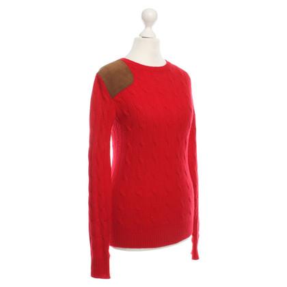 Ralph Lauren Maglia in Red