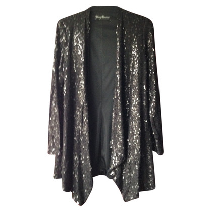 Barbara Schwarzer Cardigan with sequins