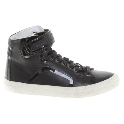 Pierre Hardy Sneakers in Black