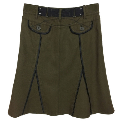 Marc Cain Wol mix rok
