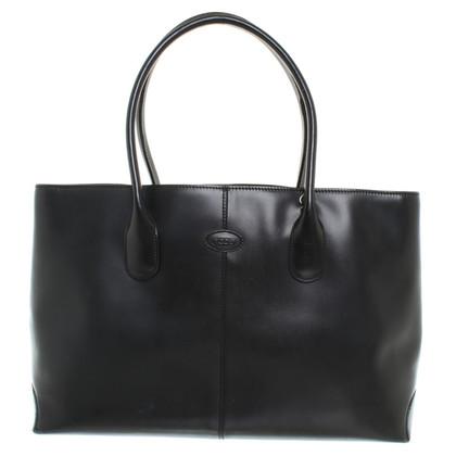 Tod's Handtasche in Schwarz