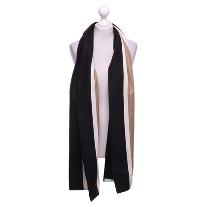 Michael Kors Scarf with striped pattern