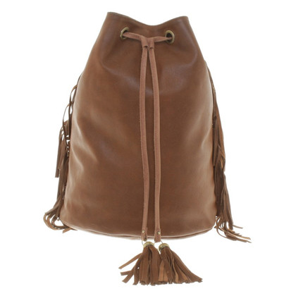 Cynthia Vincent  Pouch bag in Bruin