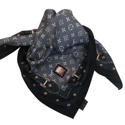 Louis Vuitton Doek met monogram patroon