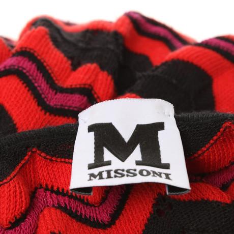 Missoni Pullover mit Muster Bunt / Muster Billig Verkauf Neueste Spielraum Rabatte Verkauf Zum Verkauf Freies Verschiffen Footaction qzIfIlA7