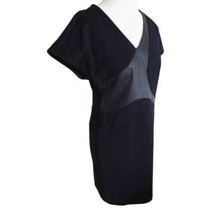 Hugo Boss Dress with leather inserts