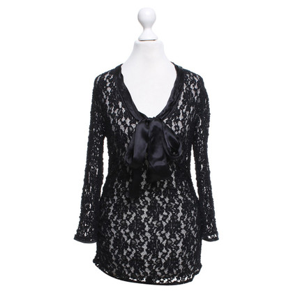 D&G Top blouse in black
