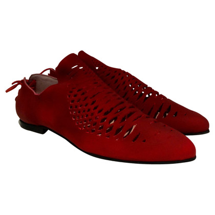 Opening Ceremony Ballerine in Red