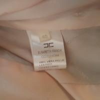 Elisabetta Franchi Jacket made of leather