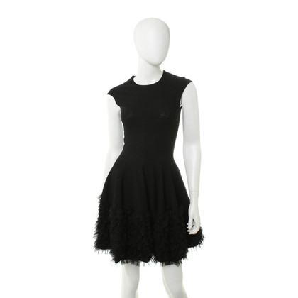 Alexander McQueen Dress with ruffle