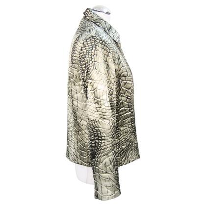 Basler Silk jacket with pattern
