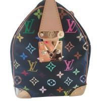 "Louis Vuitton ""Speedy 30 Monogram Multicolore Canvas Noir"""