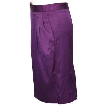 French Connection skirt purple