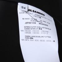 Jil Sander Chemise surdimensionnée en noir