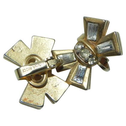 Nina Ricci Clip earrings
