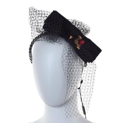 Dolce & Gabbana Headband with veil