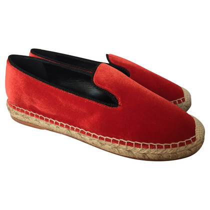Sandro Espadrilles in red