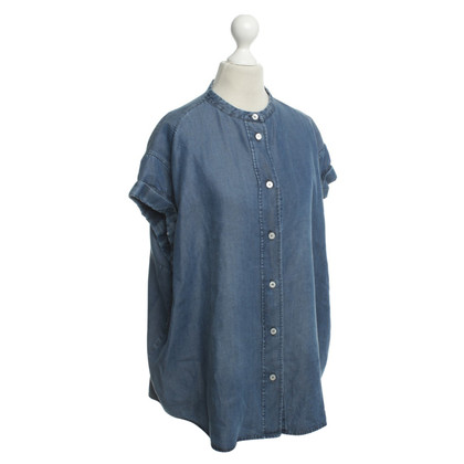 Acne Bluse aus Denim