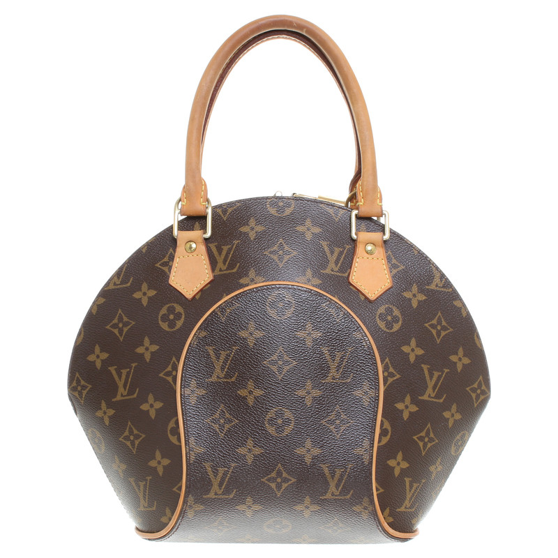 louis vuitton tasche ellipse pm monogram canvas second hand louis vuitton tasche ellipse pm. Black Bedroom Furniture Sets. Home Design Ideas
