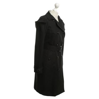 Burberry Trenchcoat in zwart