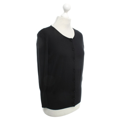 Wolford Cardigan in Black