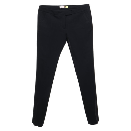 MSGM Business-Hose in Schwarz