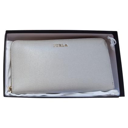 Furla Zip wallet and paper holder