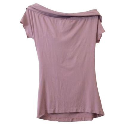 Max Mara Top in Pink