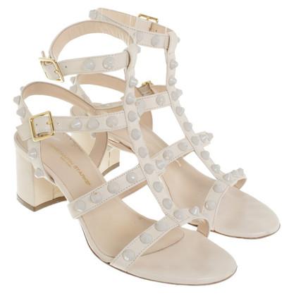 Konstantin Starke Sandals in crème