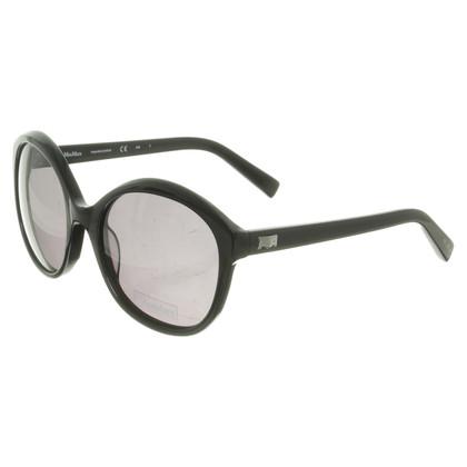 Max Mara zwart zonnebril