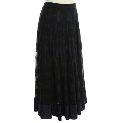 Chanel skirt in black