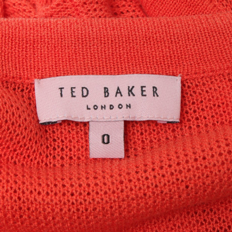 Ted Baker Pullover Rot Ted in Baker Pullover Rot qRwIwtET