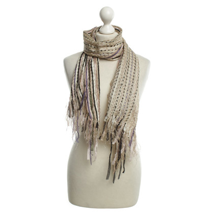Missoni Scarf with fringes