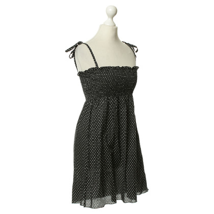 Armani Points pattern dress
