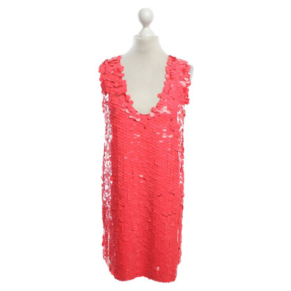Other Designer P.A.R.O.S.H. - sequin dress in red