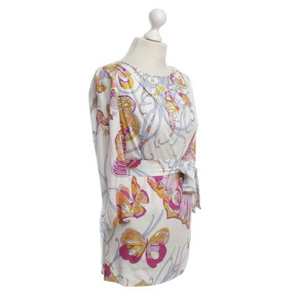 Emilio Pucci Colorful blouse