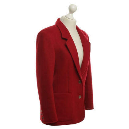 Fendi Blazer in red