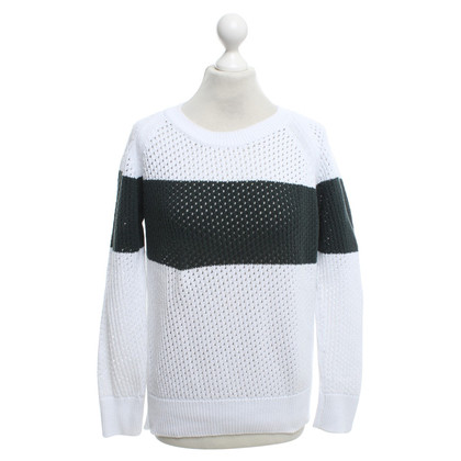 Closed Pullover in Weiß