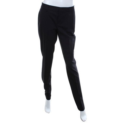 Strenesse trousers in dark blue