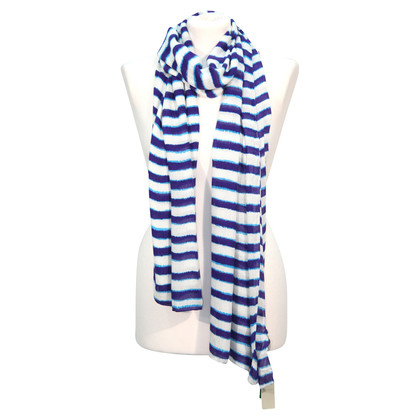 Hobbs Striped scarf