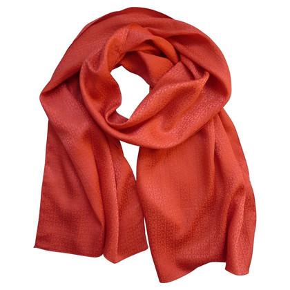 DKNY Lange zijden sjaal