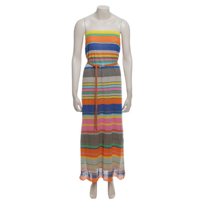 Stefanel Dress with colorful striped pattern
